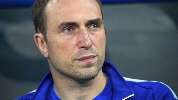 И.О. главного тренера ФК Динамо Кирилл Новиков