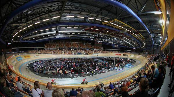 Чемпионат Европы по велоспорту на треке