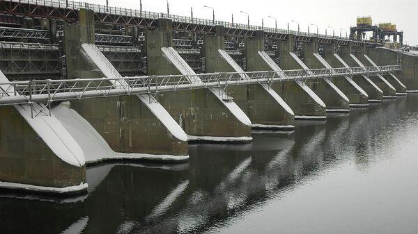 Нижегородская гидроэлектростанция
