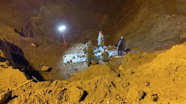 В Подмосковье обнаружены тела жертв преступного сообщества, возглавляемого Шишкановым