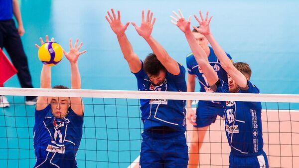 Игроки ВК Динамо (Москва)