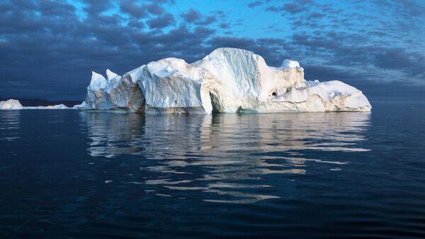 Таяние льда в Гренландии вызвало беспрецедентный подъем уровня океана