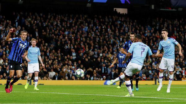 Матч Манчестер Сити — Аталанта