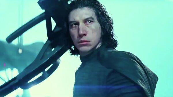 Кадр из фильма Звёздные Войны 9: Скайуокер Восход