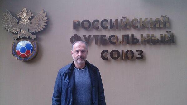 Миодраг Божович на заседании КДК РФС