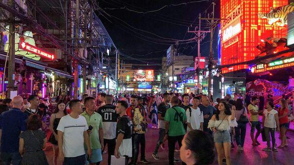 Бангла Роуд, Пхукет, Таиланд