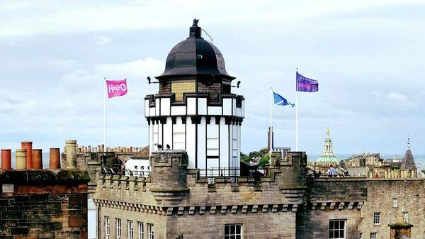 Музей Камера-обскура и мир иллюзий в Эдинбурге