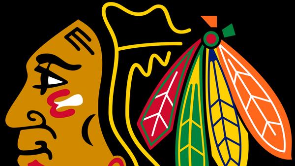 Логотип ХК Чикаго Блэкхокс