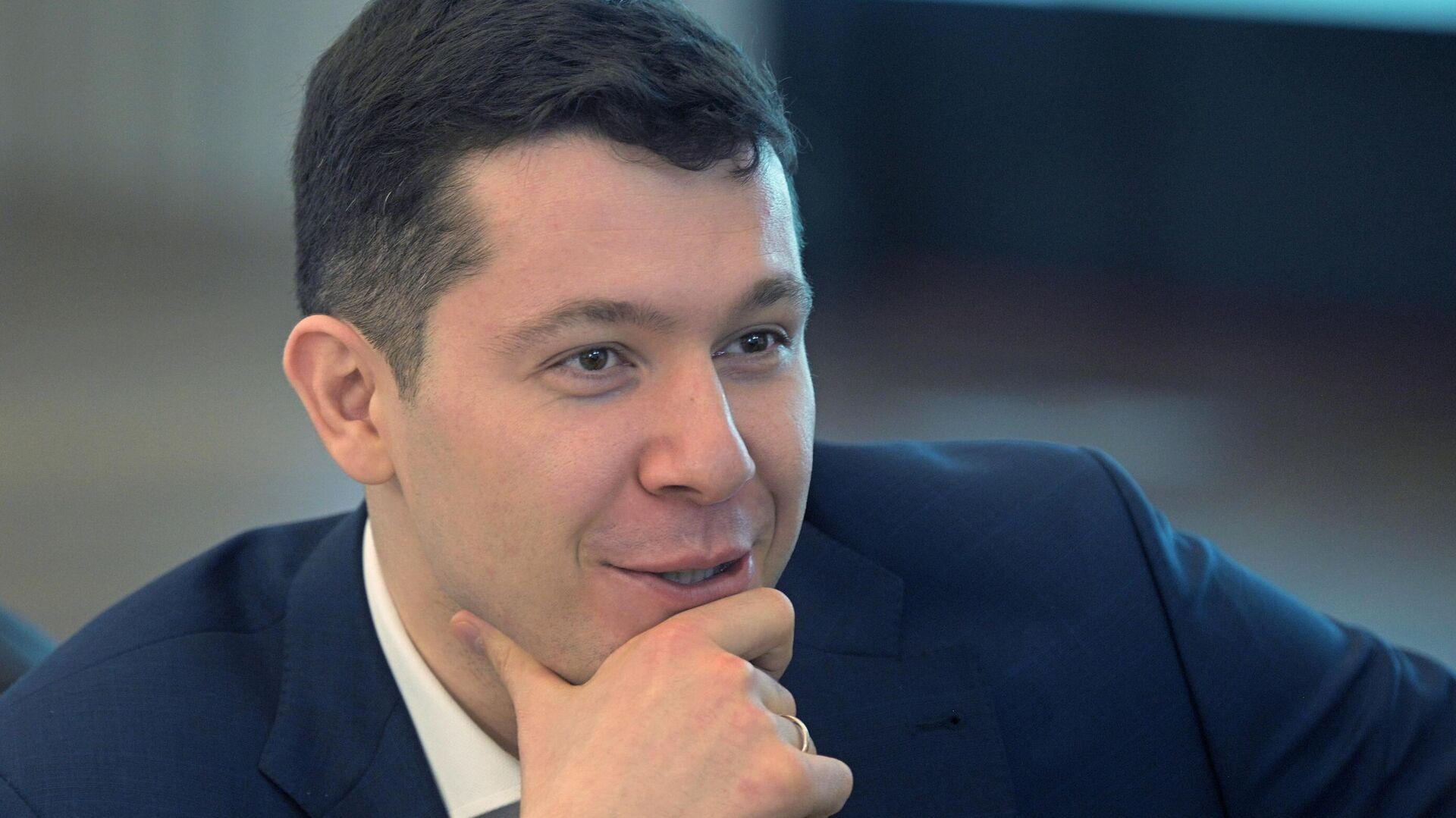 Губернатор Калининградской области Антон Алиханов - РИА Новости, 1920, 20.02.2021