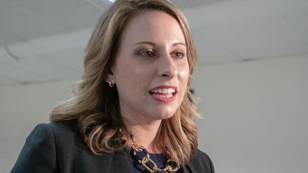 Член палаты представителей Кэти Хилл