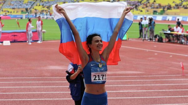 Мария Ласицкене завоевала золотую медаль на VII Всемирных военных играх
