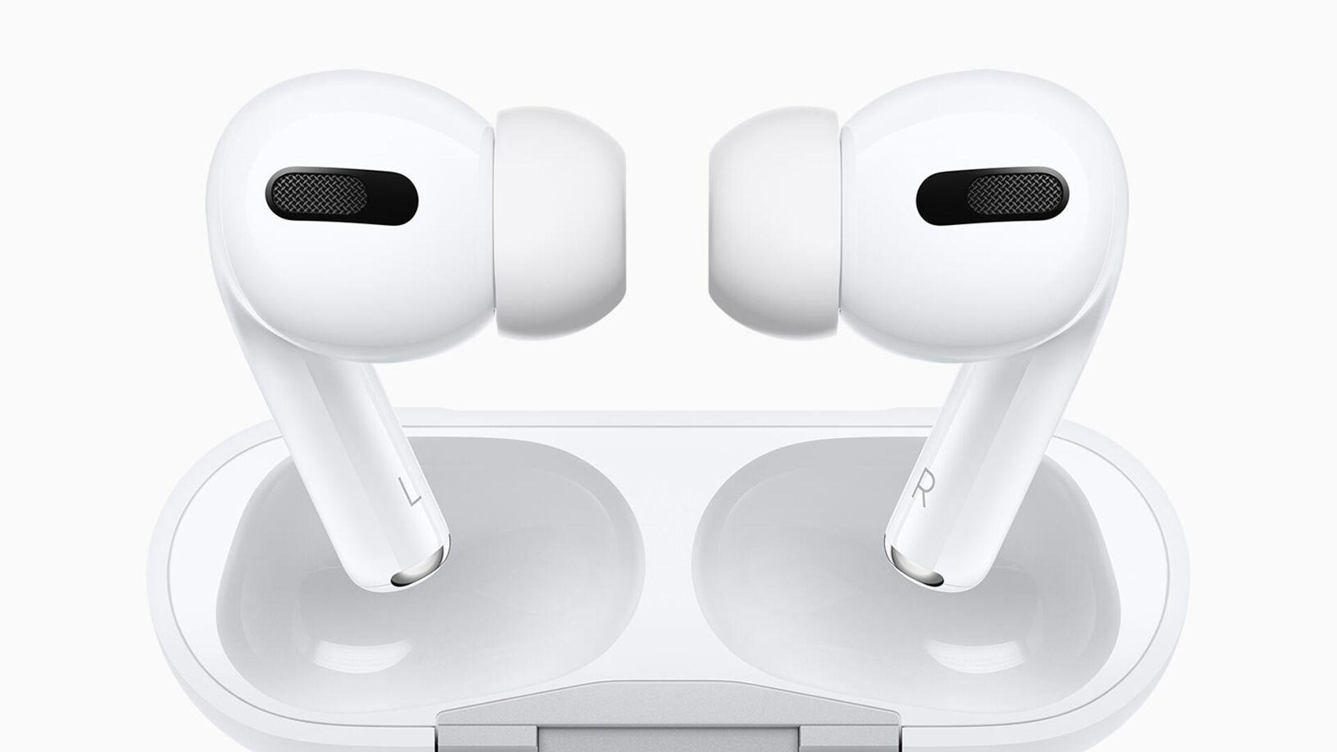 Стало известно, когда Apple покажет новые наушники AirPods