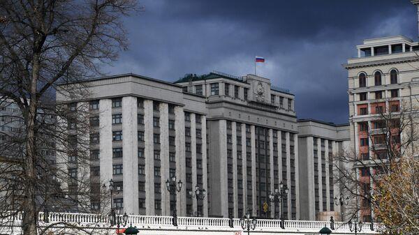 Комитет ГД не поддержал запрет принимать в конце года законы о налогах