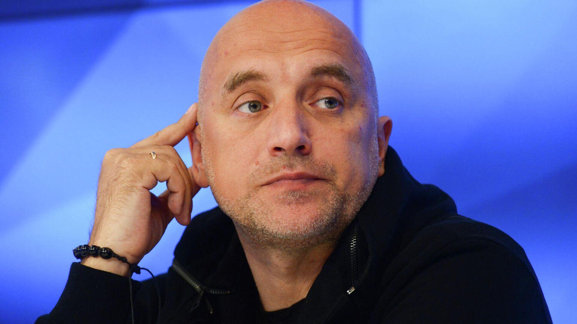 Захар Прилепин возглавит список партии на выборах в Госдуму
