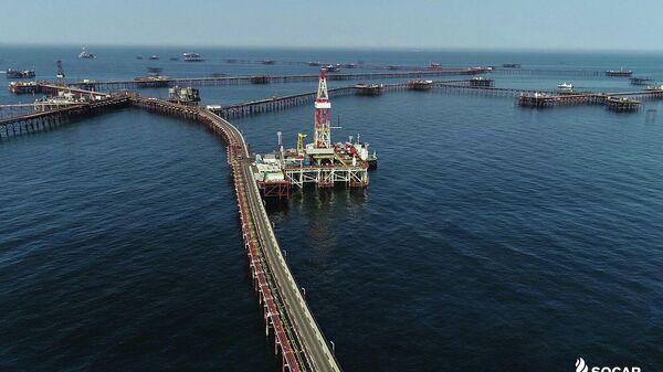 Государственная нефтяная компания Азербайджана SOCAR
