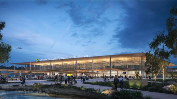 Проект Western Sydney Airport в Австралии