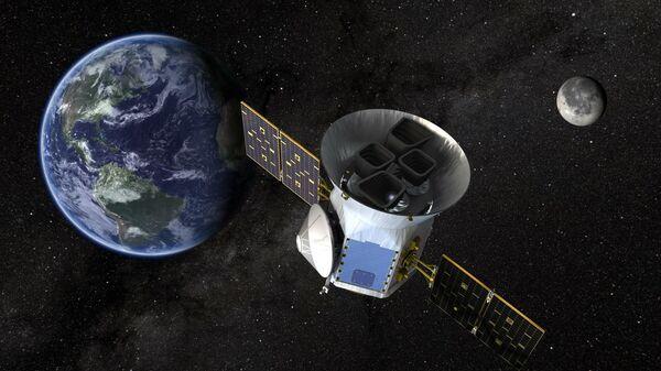 Орбитальный телескоп TESS