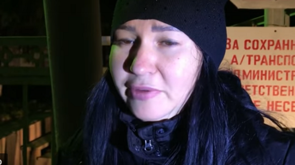 Мать пропавших в Уфе детей обратилась к их отцу. Скриншот из видео