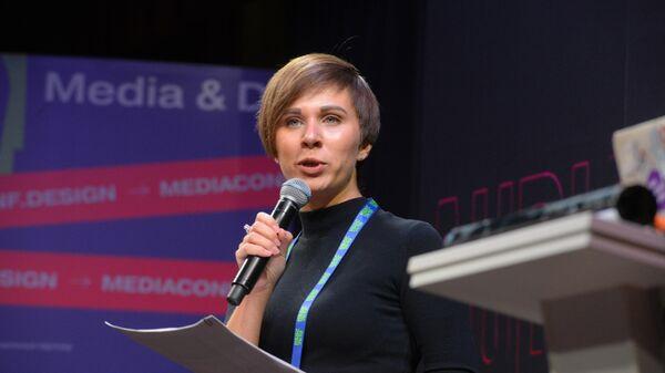 Юлия Атанова менеджер государственных медиапроектов в МИА Россия сегодня