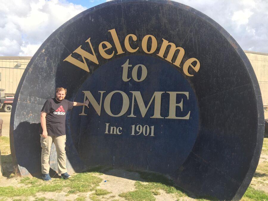 Ном, Аляска, США