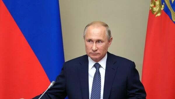 LIVE: Путин на совещании по здравоохранению