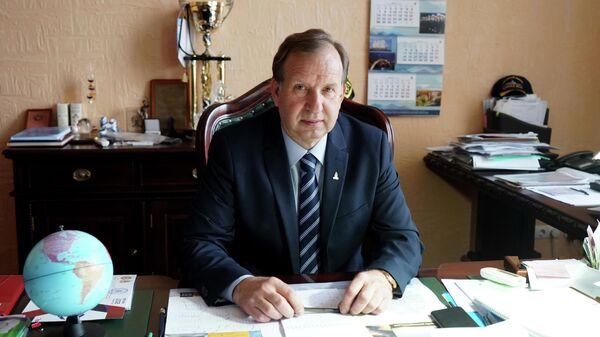 Ректор Калининградского государственного технического университета (КГТУ) Владимир Волкогон