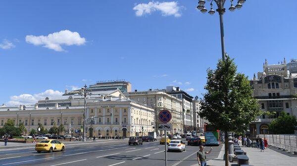 Театральный проезд в Москве
