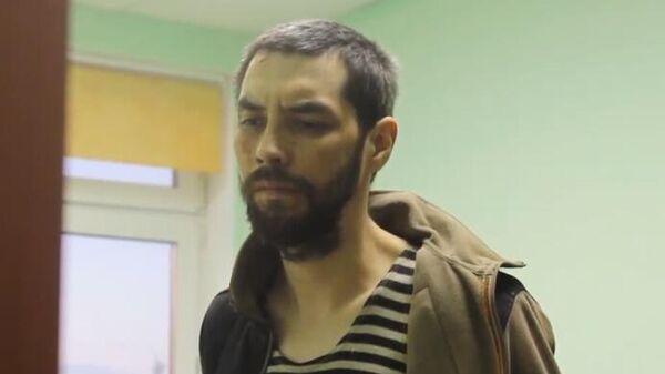 Подозреваемый в убийстве ребенка в Нарьян-Маре Денис Поздеев