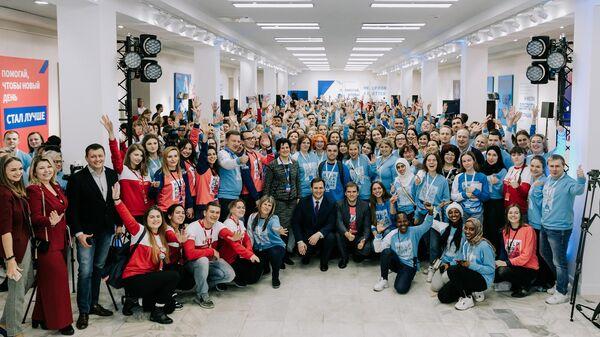 Большая добрая семья: в Иванове завершился форум волонтеров-медиков