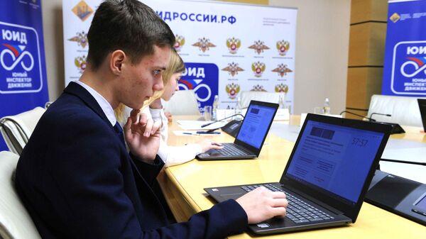 Пресс-конференция ГУОБДД МВД России