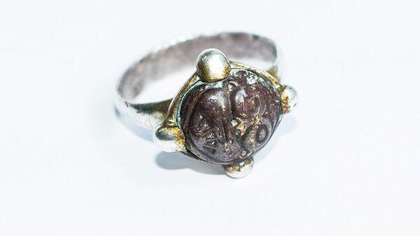 Древний мадьярский перстень