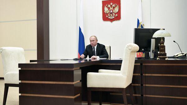 В Кремле рассказали о планах Путина на ближайшие дни