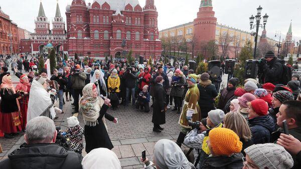 Фестиваль День народного единства в Москве