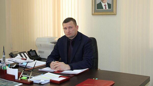 Руководитель департамента строительства Краснодарского края Владимир Вареха