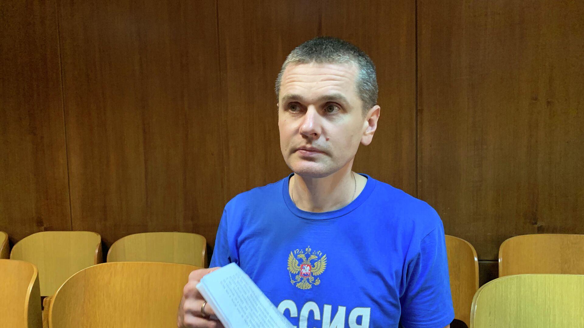 Россиянин Александр Винник - РИА Новости, 1920, 29.01.2021