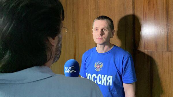 Россиянин Александр Винник, задержанный в Греции по запросу США