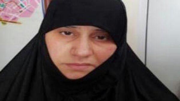 Жена Абу Бакра аль-Багдади