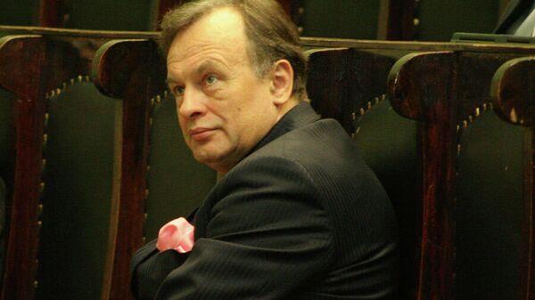 Российский историк Олег Соколов