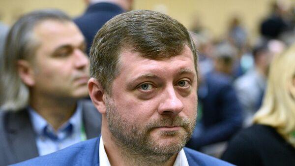Глава партии Слуга народа Александр Корниенко