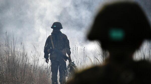 Военнослужащий армии РФ
