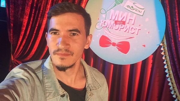 Представитель КВН Татарстана, основатель Stand Up движения в Набережных Челнах Ильяс Хасанов
