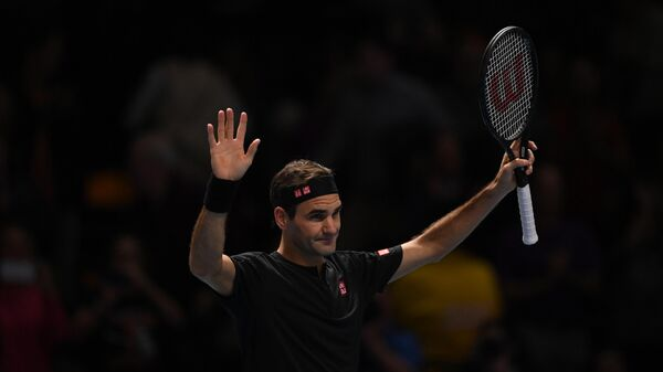 Теннис. Итоговый турнир ATP