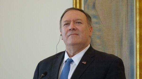 Казус Помпео. Госсекретарь США признался в войне против русских