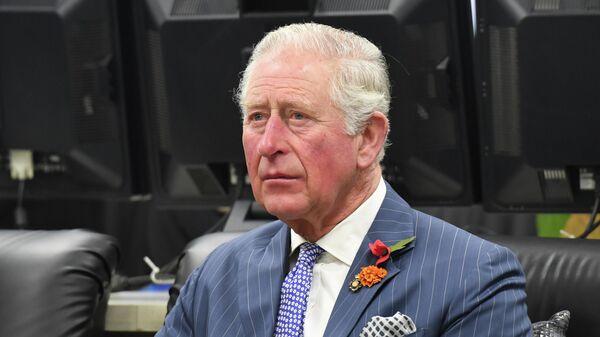 Британский принц Чарльз