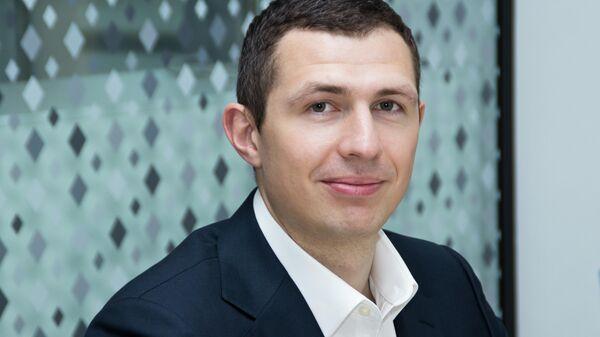 Генеральный директор SberCloud Александр Сорокоумов