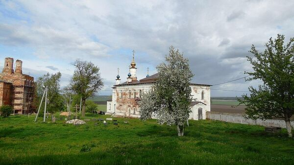 Ансамбль Крестовоздвиженского монастыря