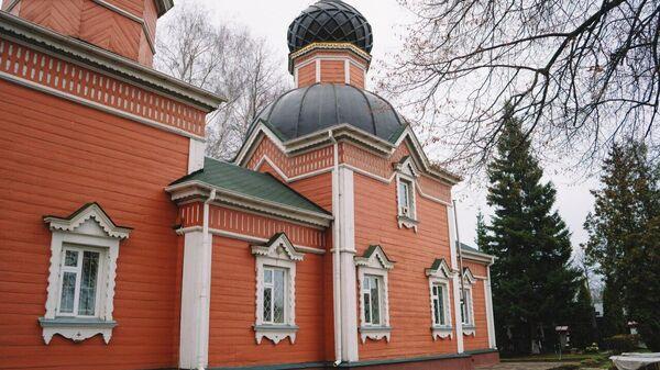 Храм Великомученика и Георгия в Ивантеевке