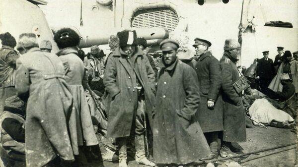 Крымская эвакуация, 1920 год