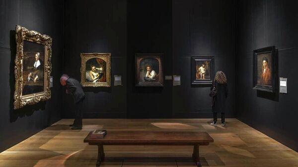 Выставка с картинами Рембрандта в Dulwich Picture Gallery (Лондон)