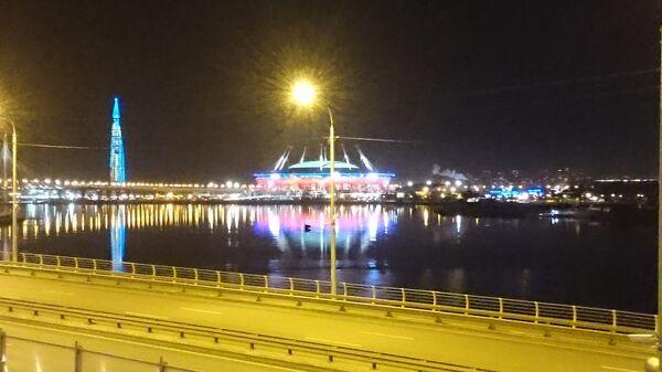 Стадион Арена Санкт-Петербург